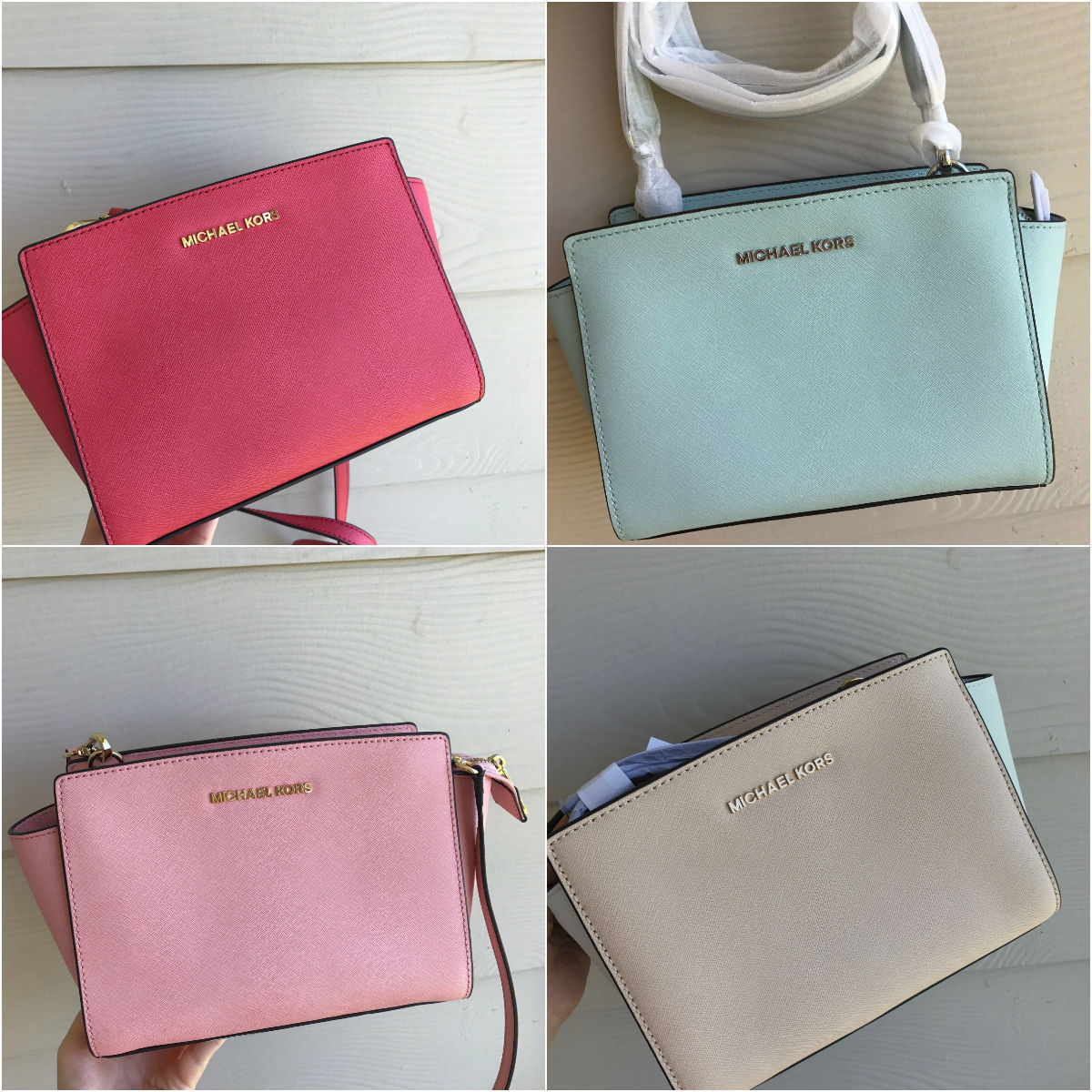 a058121349c1 Michael Kors MK Selma Medium Messenger and 11 similar items. S l1600