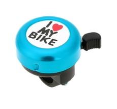 Metal Bicycle Bike Cycling Handlebar Bell Ring Horn Sound Alarm Loud Rin... - $5.80