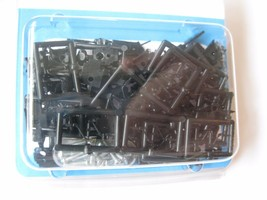 Micro-Trains Stock #00110301 True-Scale Long Shank Coupler (1301-10) N-Scale image 1