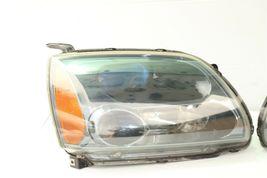 04-09 Mitsubish Galant Ralliart Projector Headlight Lamps Set L&R  image 3
