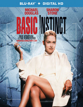 Basic Instinct (Blu Ray W/Digital Hd) (Ws/Eng/Eng Sdh/5.1 Dts-Hd)