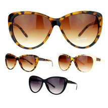 SA106 Retro Womens Diva Oversized Cat Eye Style Butterfly Sunglasses - $9.95