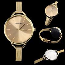 hot sale luxury brand watch women fashion gold women watches ladies watc... - $10.00