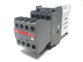 Abb NL44E Control Relay 24 VDC 16 Amp - $29.70