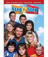 Step By Step: The Complete Second Season [New DVD] Manufactured On Deman... - $33.20