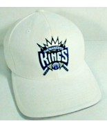 REEBOK NBA SACRAMENTO KINGS WHITE VENTED MEN'S HAT CAP BLEMISH SALE - $9.99