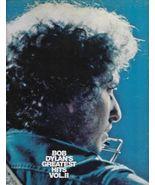 Bob Dylan – Bob Dylan's Greatest Hits Volume II - $19.99