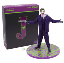 Batman The Joker Action Figures 1:12 With Real Clothing MEZCO Movable Mo... - $96.00