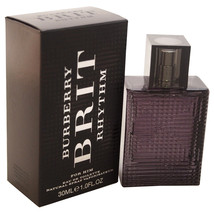 Burberry Brit Rhythm by Burberry for Men - 1 oz EDT Spray - $19.78