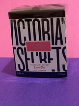 NEW SEALED VICTORIA'S SECRET Love Me Fragrance $58.00 Authentic - $42.29