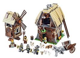 LEGO Castle Mill Village Raid 7189 - $321.29