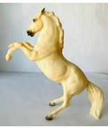 Breyer Cloud 1149 Wild Stallion of the Rockies Cremello Fighting Stallio... - $67.72