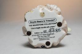Boyds Bears: Grace Angelhope - Can You Hear Me? - 1st Edition 1E/ 4485 # 227777 image 6