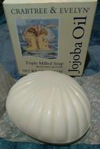 Crabtree Evelyn Jojoba Oil Triple Milled Soap 3.5 Oz - $39.60