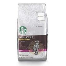 Starbucks Sumatra Dark Roast Ground Coffee 20OZ 2 Pack - $30.52