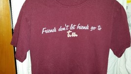 Texas A&M Aggies, 100% Cotton Short Sleeve Adult Small T-Shirt - $5.99