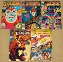 Marvel Comics - Lot of 5 Excalibur #15, 21, 25, 36 and Mojo Mayhem - $8.99