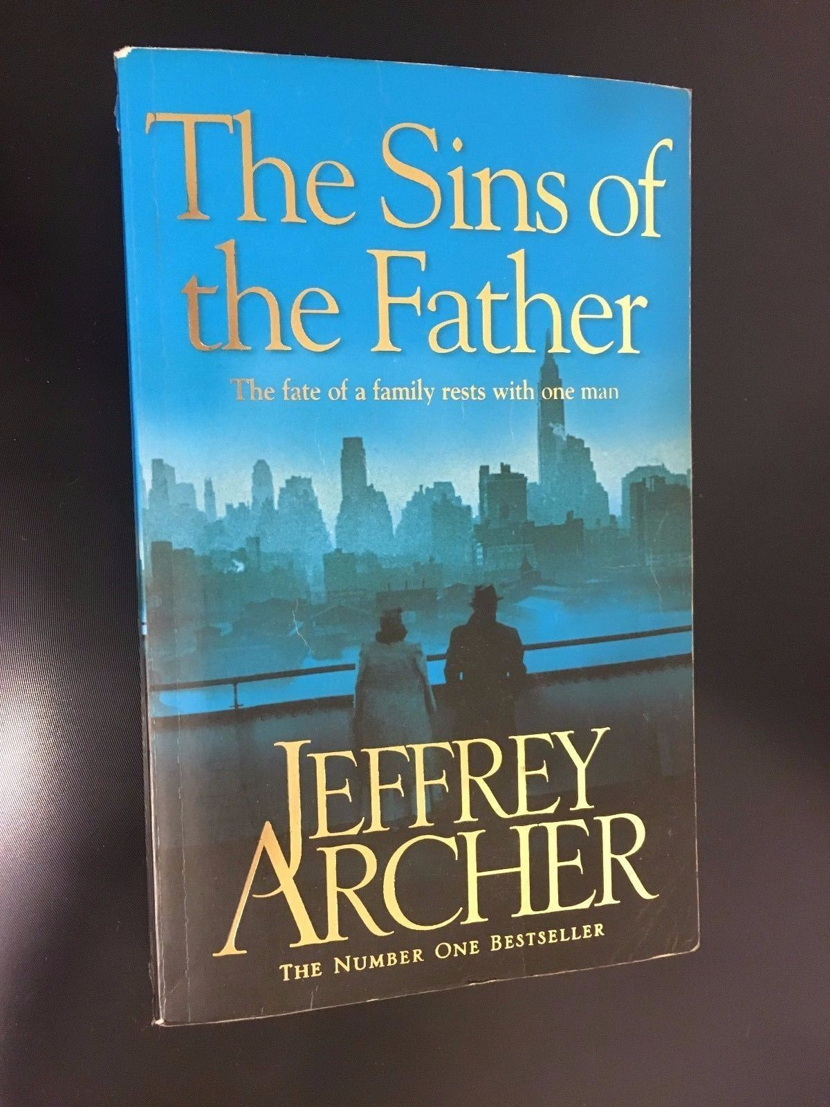 The Sins Of The Father by Jeffrey Archer | Clifton Chronicles, Vol 1