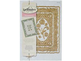 Spellbinders Nestabilities Romantic Rose Die Set #S5-230
