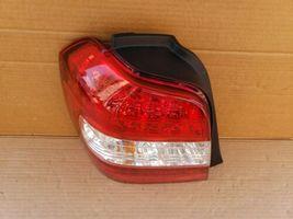 06-07 Toyota Highlander Hybrid LED Tail Light Lamp Driver Left LH image 3