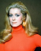 Catherine Deneuve Lovely Rare Studio 16x20 Canvas Giclee - $69.99