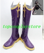 League of Legends LOL The Dark Sovereigh Syndra cos Cosplay Boots Shoes ... - $65.00