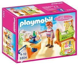 PLAYMOBIL Baby Room with Cradle - $16.96