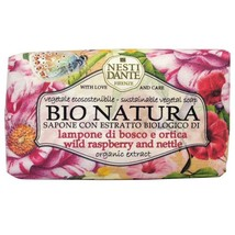 Nesti Dante Bio Natura Wild Raspberry & Nettle Bar Soap 250 gr. / 8.8oz - $11.50