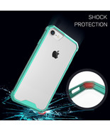 For iPhone 6S / 6 Case by Daswise, Clear Bumper Case TPU Armor Full Body... - $17.17