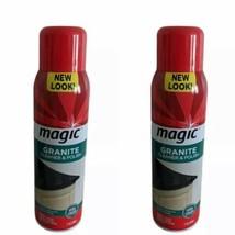 NEW Magic Granite Cleaner & Polish Aerosol 17 oz Discontinued - $46.74