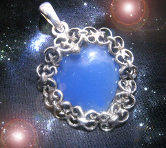 Special Low Price Feb 13- 14TH Haunted Necklace Help My Blue Heart Now Magick - $199.99