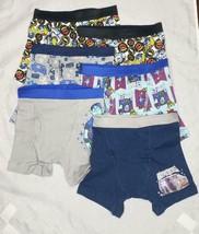 Disney Pixar Onward Boys' 6 pack briefs Underwear Size 4 - $9.74