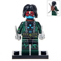 Ghost Maker Comic Version Lego Toys Superhero Minifigure - $3.25