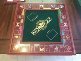 1991 Collector's Edition Franklin Mint, MONOPOLY, Wood Game board only - $79.20