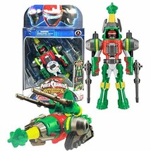 Bandai Year 2006 Power Rangers Operation Overdrive Series 8 Inch Tall Ac... - $44.99