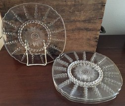 Federal Glass Columbia Clear 11 inch Chop Plate... - $49.99