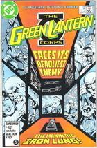 Green Lantern Comic Book #204 DC Comics 1986 VERY FINE NEW UNREAD - $3.25