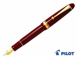 Pilot FKK-2000R-DR-B Deep Red Fountain Pen Custom 742, B-Nib Worldwide - €175,30 EUR