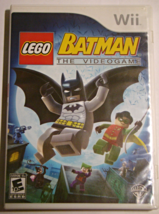 Nintendo Wii - LEGO BATMAN THE VIDEO GAME (Complete with Manual) - €7,02 EUR