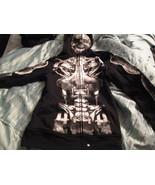 Boys HAWK Skull Jacket size M - $15.00