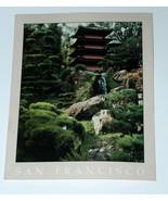 Reynard of San Francisco Japanese Tea Garden Postcard K. Miyajima/M. Lac... - $9.88