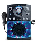 Singing Machine SML385BTBK Karaoke System with LED Disco Lights, CD+G, a... - $56.44