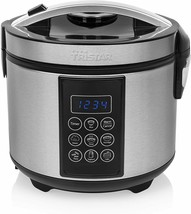 TRISTAR RK-6132 Rice Cooker Digital And Multicooker 1.5 L Function Keep ... - $307.83