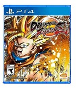 NEW SEALED Dragon Ball Fighterz Playstation 4 PS4 Video Game - $21.77