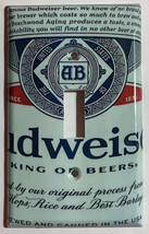 Budweiser Beer Bud Cans Light Switch Outlet Wall Cover Plate Home Decor
