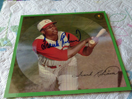 FRANK  ROBINSON   SIGNED  AUTOGRAPH  1964  RECORD   PSA / DNA  11  OF  5... - $59.99