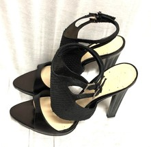 BCBG MAXAZRIA SHOES  High Heel black Leather Size: 9/39 - $32.71