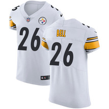 Men's Pittsburgh Steelers #26 Le'Veon Bell White Elite Stitched Jersey - $54.99
