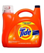 Tide Ultra Concentrated Liquid Laundry Detergent Original 146 Loads 200 ... - $49.95