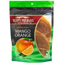 Klein's Naturals Natural Dried Mango Orange Discs, Kosher Certified Frui... - $20.79